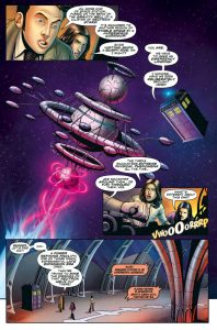 Doctor Who: The Tenth Doctor: Year Three #9 - Part 3 of The Lost Dimension Page 4