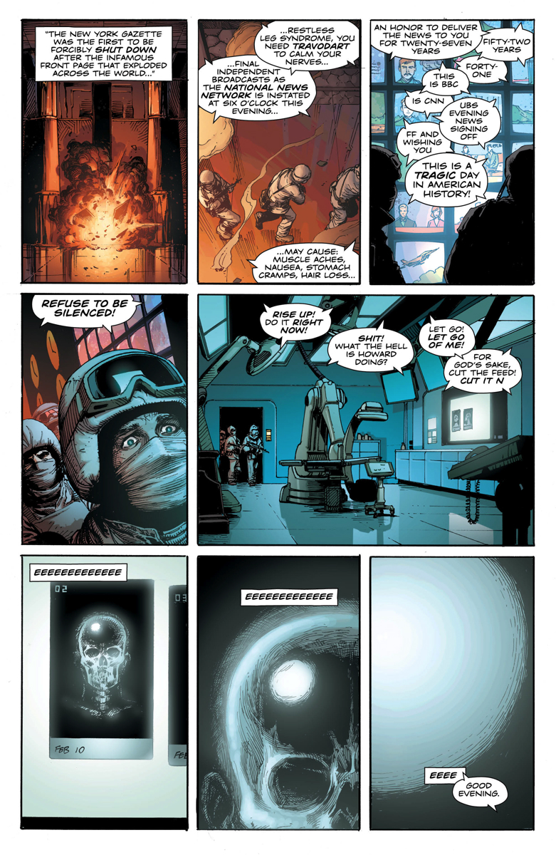 Doomsday Clock #1 Page 4