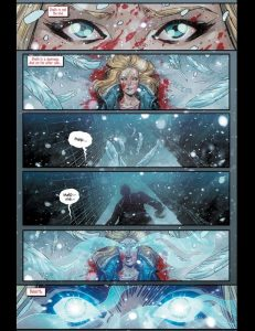Witchblade #1 Page 1