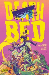 Deathbed #1 Cover