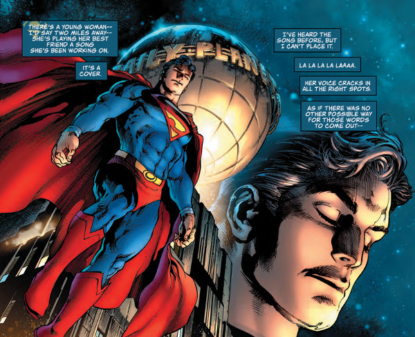 Man of Steel #1 Page 9