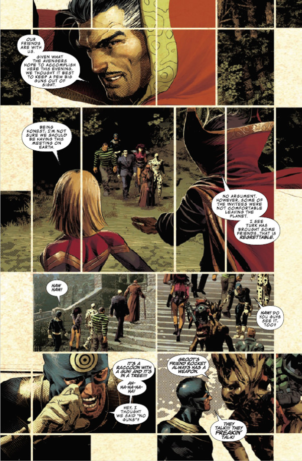 Infinity Wars #1 Page 19