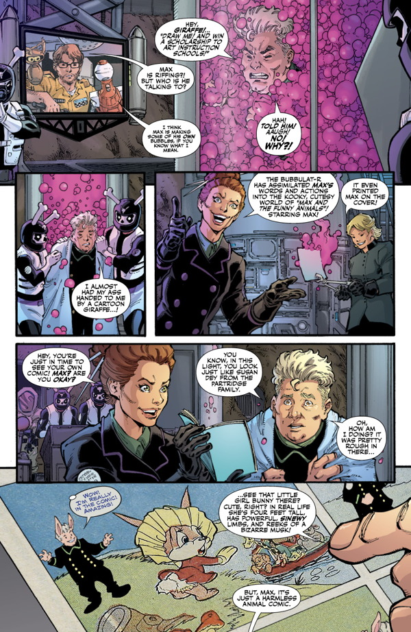 Mystery Science Theater 3000 #1 Page 2