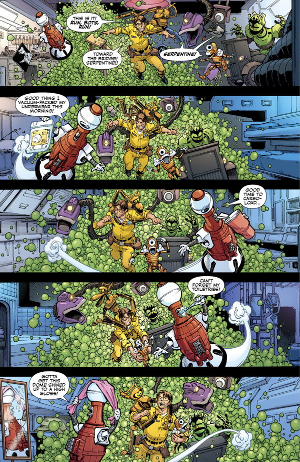 Mystery Science Theater 3000 #1 Page 4