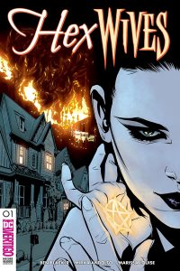 Hex Wives #1 Cover
