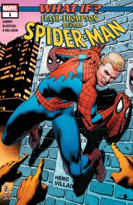 What If Spider-Man 2018 #1 Cover