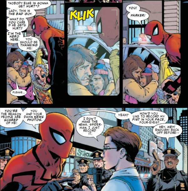 What If Spider-Man 2018 #1 Page 1
