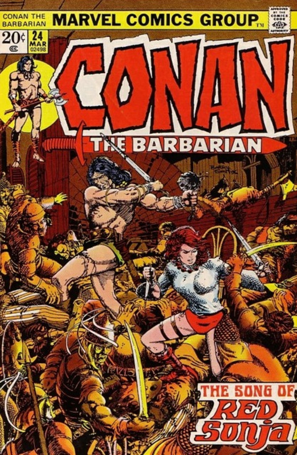 Song of Red Sonja
