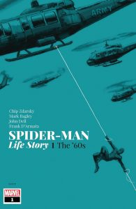 Spider-Man Life Story #1 Cover