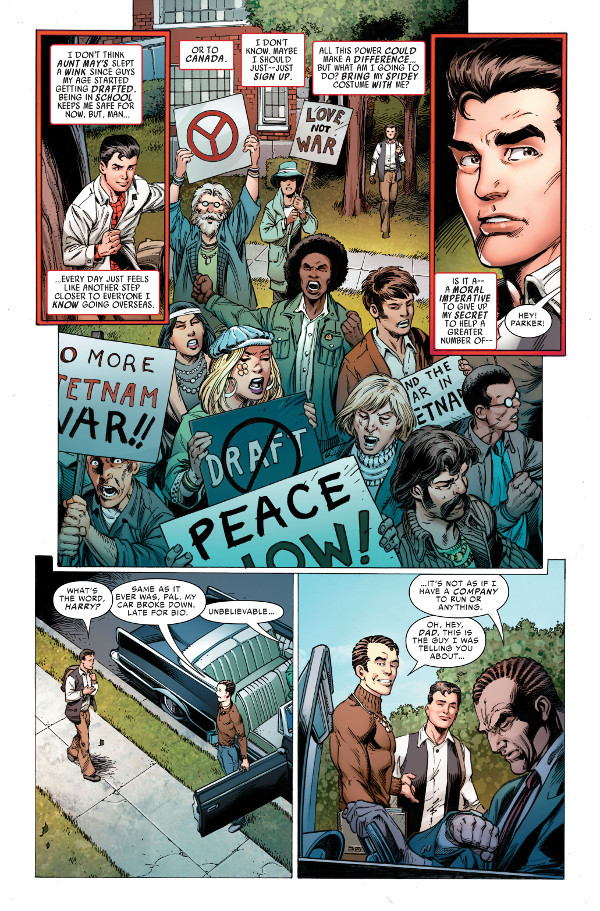 Spider-Man Life Story #1 Page 3