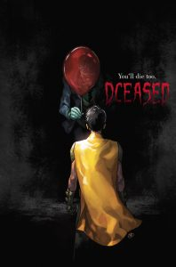 DCeased #1 Cover