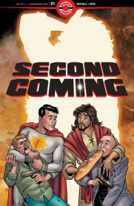 Second Coming #1 Cover