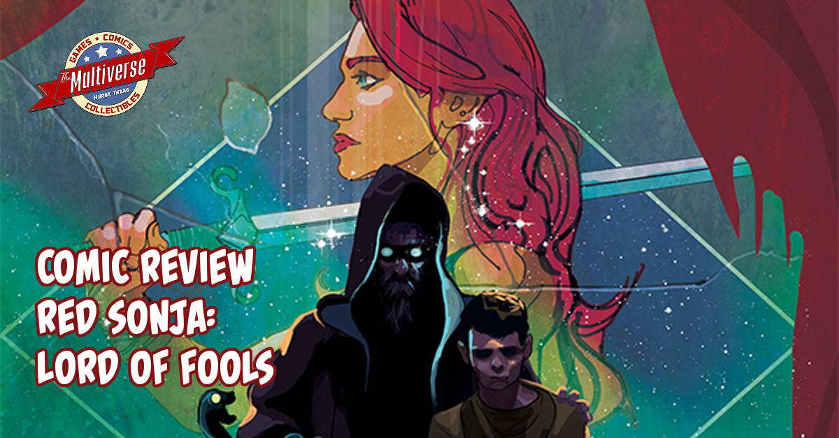 Red Sonja Lord Of Fools Review Banner