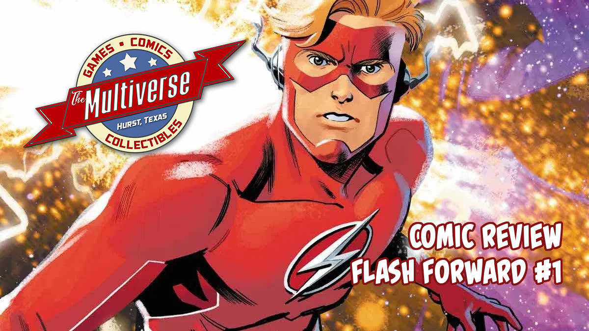 Flash Foward #1 Banner