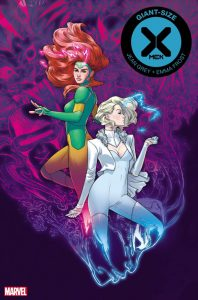 Giant Size X-Men Jean Grey & Emma Frost #1 Cover