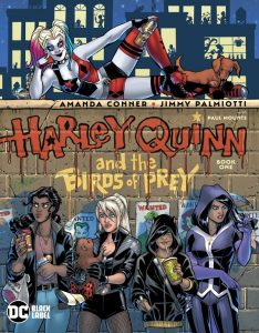 Harley Quinn and the Birds of Prey #1 Cover